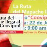 DeInterés   El día jueves 22 de julio nuestra «Ruta del Mapache» estará en el barrio Cooviprof.